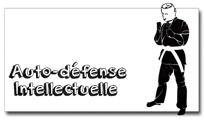 Auto-défense intellectuelle