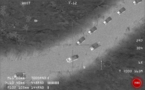 La propagande russe a utilisé des images tirées d'un jeu vidéo