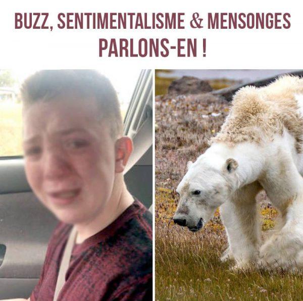 Buzz, sentimentalisme et mensonges - Parlons-en!