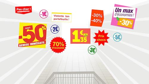Lutter contre les manipulations en supermarché (vidéo)