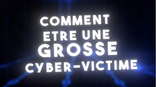 10 faux conseils pour être une cybervictime