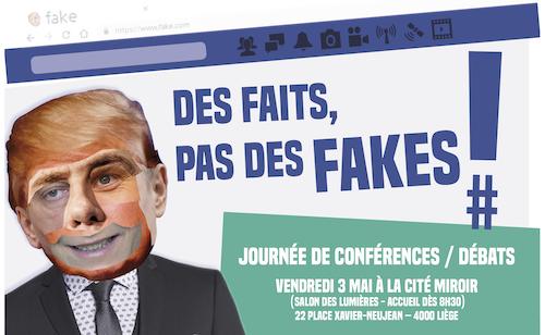 Vidéos des interventions de la journée de conférences/débats « Des faits, pas des fakes! »