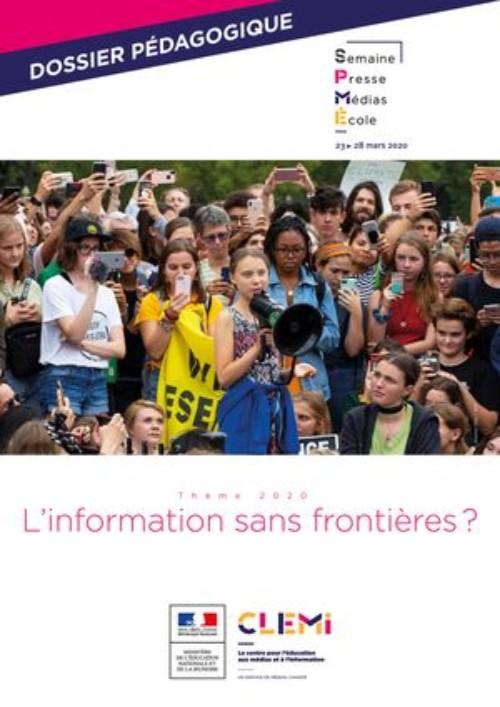 Dossier pédagogique du Clemi 2020